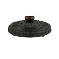 Old Havana Black Pedestal Base