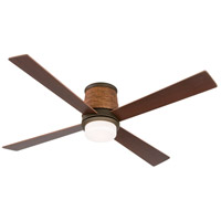 Fanimation FPS7880OB Inlet 52 inch Oil-Rubbed Bronze with Cherry/Walnut Blades Ceiling Fan alternative photo thumbnail