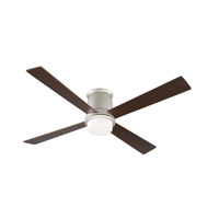 Fanimation FPS7880SN Inlet 52 inch Satin Nickel with Cherry/Walnut Blades Ceiling Fan photo thumbnail