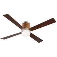 Fanimation FPS7880SN Inlet 52 inch Satin Nickel with Cherry/Walnut Blades Ceiling Fan alternative photo thumbnail