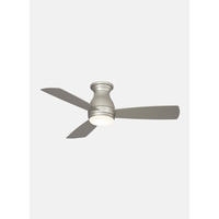 Fanimation FPS8332BNW-220 Hugh 44 inch Brushed Nickel Ceiling Fan