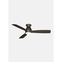 Fanimation FPS8355GRW-220 Hugh 52 inch Matte Greige Ceiling Fan