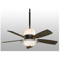 Fanimation Hubbardton Indoor Ceiling Fan in Dark Smoke with Slate Blades HF7600DS alternative photo thumbnail
