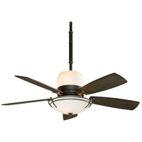 Fanimation Hubbardton Indoor Ceiling Fan in Dark Smoke with Slate Blades HF7600DS