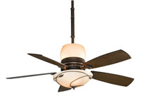 Fanimation Hubbardton Indoor Ceiling Fan in Bronze with Coffee Blades HF7200BZ alternative photo thumbnail