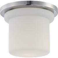 Fanimation LK4620PN Zonix 1 Light CFL Polished Nickel Fan Light Kit in 110 Volts