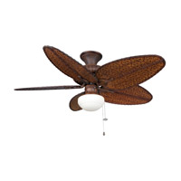 Signature 1 Light Halogen Tortoise Shell Fan Light Kit