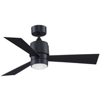 Zonix Wet Custom Black Ceiling Fan Motor, Motor Only (Blades and Light Kit Sold Separately)