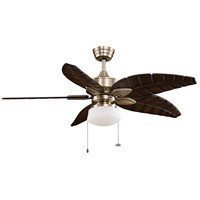 Fanimation Low Profile Fan Light Kit in Antique Brass LKLP102AB alternative photo thumbnail
