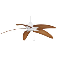Windpointe 10 inch Matte White Ceiling Fan in 110 Volts, Motor Only