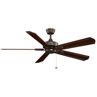 Windpointe 52 inch Oil-Rubbed Bronze Ceiling Fan in 220 Volts, Motor Only