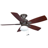 Fanimation Low Profile Fan Light Kit in Oil-Rubbed Bronze LKLP102OB alternative photo thumbnail