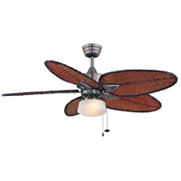 Fanimation Low Profile Fan Light Kit in Pewter LKLP112WPW