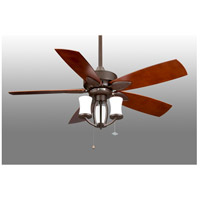 Fanimation Modern Fan Light Kit in Rust LK500RS