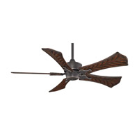 Islander DC Bronze Accent Fan Motor Only, Motor Only