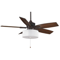 Louvre 18 inch Rust Ceiling Fan, Motor Only