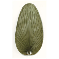Fanimation Isle Palm Narrow Oval 22in Blade Set in Green Natural Palm ISP4GR alternative photo thumbnail