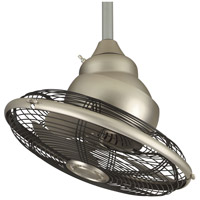 Fanimation OF110SN Extraordinaire 18 inch Satin Nickel Ceiling Fan in 110 Volts