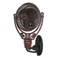 Fanimation Old Havana Wall Mounting Bracket Only Fan Accessory in Black FPH61BL alternative photo thumbnail