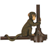 Palisade Brown Decorative Monkey