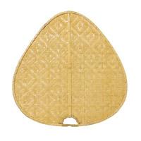 Fanimation PUD1C Punkah Clear Woven Bamboo 22 inch each Fan Blade