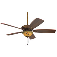 Fanimation Bowl Fitter Fan Light Kit in Tortoise Shell F423TS