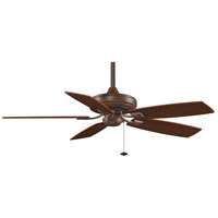 Fanimation Edgewood Indoor Ceiling Fan in Tortoise Shell with Walnut/Light Walnut Blades TF610TS alternative photo thumbnail