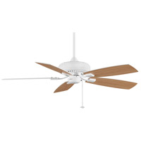 Fanimation TF610WH Edgewood 12 inch White with White/White Oak Blades Ceiling Fan alternative photo thumbnail