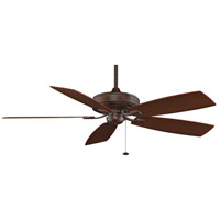 Fanimation Edgewood Indoor Ceiling Fan in Tortoise Shell with Walnut/Light Walnut Blades TF710TS alternative photo thumbnail