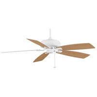 Fanimation TF710WH Edgewood 12 inch White with White/White Oak Blades Ceiling Fan alternative photo thumbnail