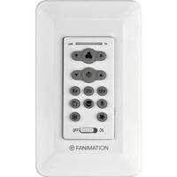 Fanimation TW206D Controls Gray White DC Motor Wall Control Reversing Reversing