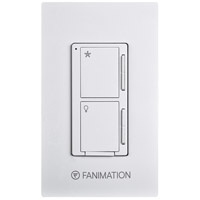 Fanimation WC2WH Controls White Wall Control