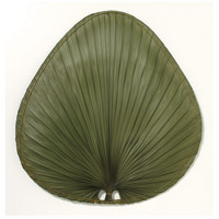Fanimation Isle Palm Wide Oval 22in Blade Set in Green Natural Palm ISP1GR alternative photo thumbnail