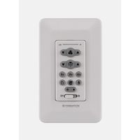 Fanimation TW206 Signature White Fan Wall Control