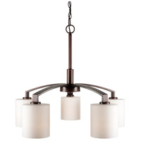 Forte Lighting Antique Bronze Chandeliers