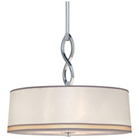 Forte Lighting Chrome Steel Signature Pendants