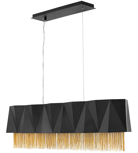 Satin Black Zuma Chandeliers