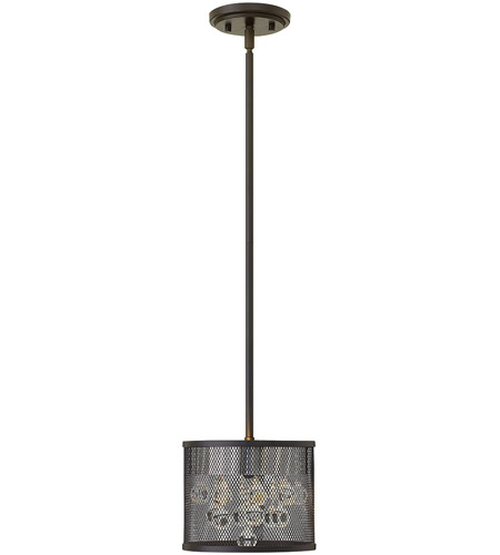 Fredrick Ramond FR38907BLK Fiona 2 Light 8 inch Black Pendant Ceiling Light photo