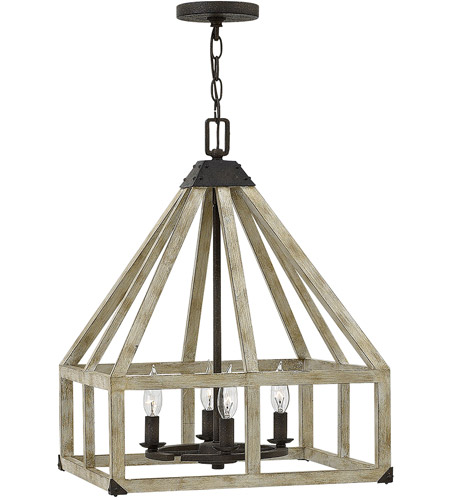 Fredrick Ramond FR41204IRR Emilie 4 Light 17 inch Iron Rust Chandelier Ceiling Light, Single Tier photo
