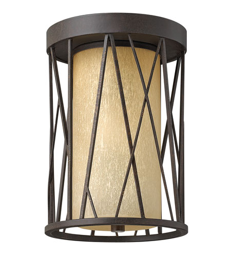 Fredrick Ramond Nest 1 Light Foyer Light in Oil Rubbed Bronze FR41621ORB photo