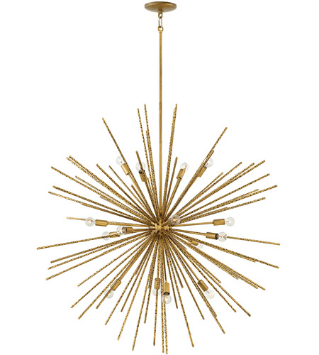 Fredrick ramond fr43016bng tryst 16 light 42 inch burnished gold fredrick ramond fr43016bng tryst 16 light 42 inch burnished gold chandelier ceiling light aloadofball Images