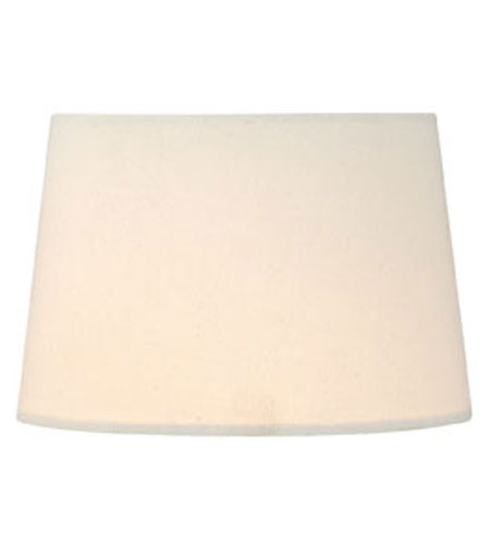 Fredrick Ramond Opus White Fabric Shade FR87100SH photo