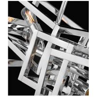 Fredrick Ramond FR42448PNI Ensemble 7 Light 28 inch Polished Nickel Pendant Ceiling Light alternative photo thumbnail