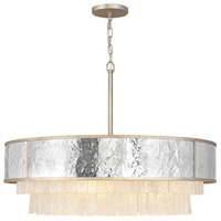 Fredrick Ramond FR32708CPG Reverie 8 Light 36 inch Champagne Gold Chandelier Ceiling Light