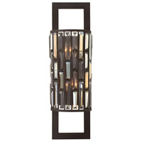 Fredrick Ramond Gemma 2 Light Sconce in Vintage Bronze FR33730VBZ