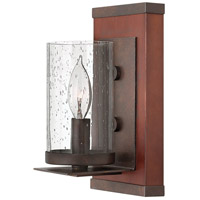 Fredrick Ramond FR40200IRN Jasper 1 Light 5 inch Rustic Iron Sconce Wall Light