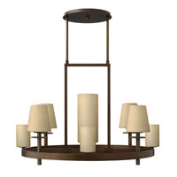 Fredrick Ramond Candella 9 Light Chandelier in Parisian FR40406PRN