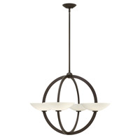 Method 8 Light 34 inch Vintage Bronze Chandelier Ceiling Light
