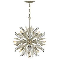 Fredrick Ramond FR40904GG Vida 13 Light 22 inch Glacial Chandelier Ceiling Light