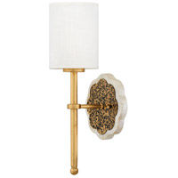 Fredrick Ramond FR41100CLG Alba 1 Light 6 inch Cleopatra Gold Sconce Wall Light